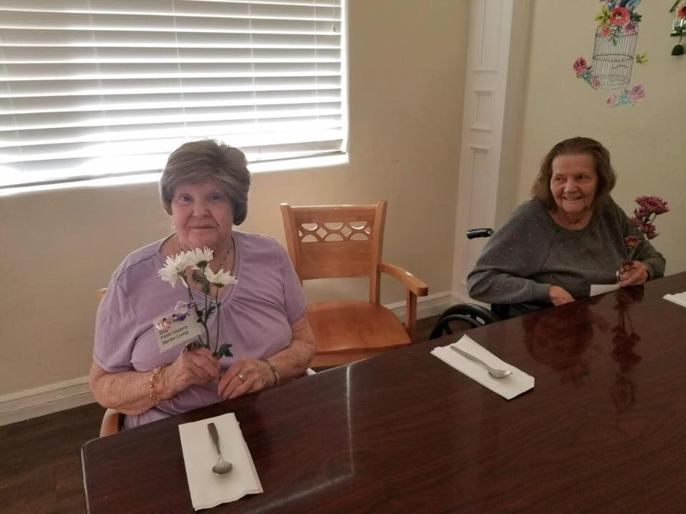 Helping Your Parent Feel Better About Assisted Living - Visions